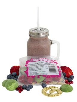 Nutri-Pellet Protein Super Booster Red Smoothie